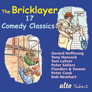 THE BRICKLAYER - 17 COMEDY CLASSICS