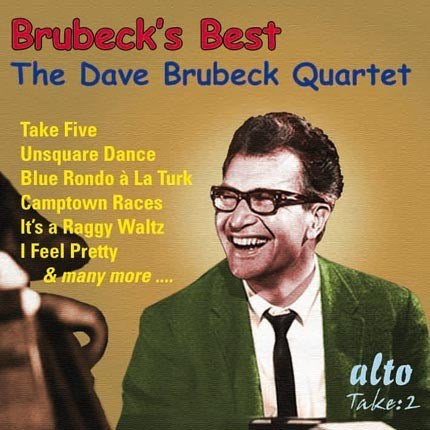 BRUBECK'S BEST - THE DAVE BRUBECK QUARTET