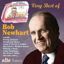 Load image into Gallery viewer, THE VERY BEST OF BOB NEWHART