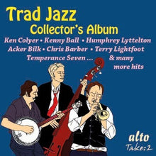 Load image into Gallery viewer, TRAD JAZZ COLLECTOR'S ALBUM / VARIOUS