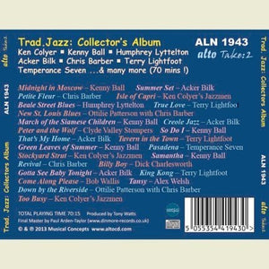 TRAD JAZZ COLLECTOR'S ALBUM / VARIOUS