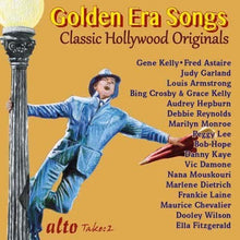 Load image into Gallery viewer, GOLDEN ERA SONGS: CLASSIC HOLLYWOOD ORIGINALS