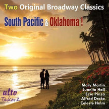 Load image into Gallery viewer, TWO BROADWAY CLASSICS: SOUTH PACIFIC & OKLAHOMA!
