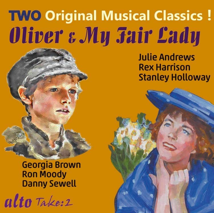 TWO ORIGINAL MUSICAL CLASSICS: MY FAIR LADY AND OLIVER!
