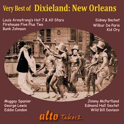VERY BEST OF DIXIELAND - NEW ORLEANS