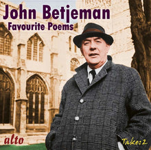 Load image into Gallery viewer, JOHN BETJEMAN READS FAVORITE POEMS