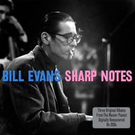 Bill Evans Trio: Sharp Notes (3 CDS - Portrait In Jazz/New Jazz Conceptions/Everybody Digs Bill)