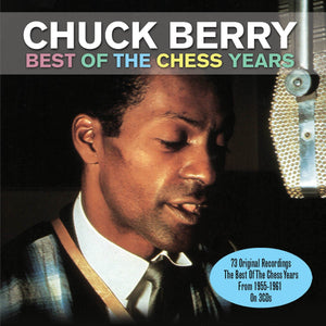 CHUCK BERRY: Best Of The Chess Years (3 CDS)