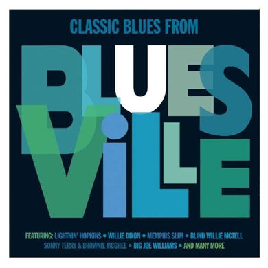 CLASSIC BLUES FROM BLUESVILLE (3 CDS)