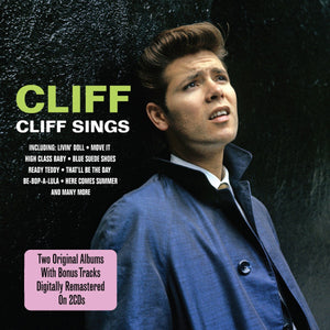 CLIFF RICHARD: CLIFF SINGS (2 CDs)