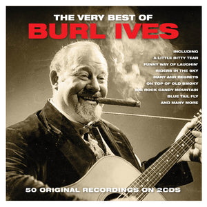 BURL IVES: Very Best Of (2 CDs)