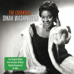 DINAH WASHINGTON: Essential (2 CDs)