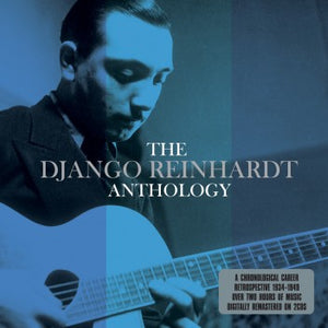 DJANGO REINHARDT: Anthology (2 CDS)