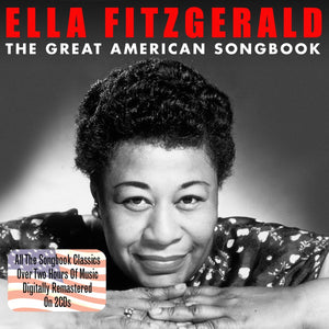 ELLA FITZGERALD: The Great American Songbook (2 CDS)