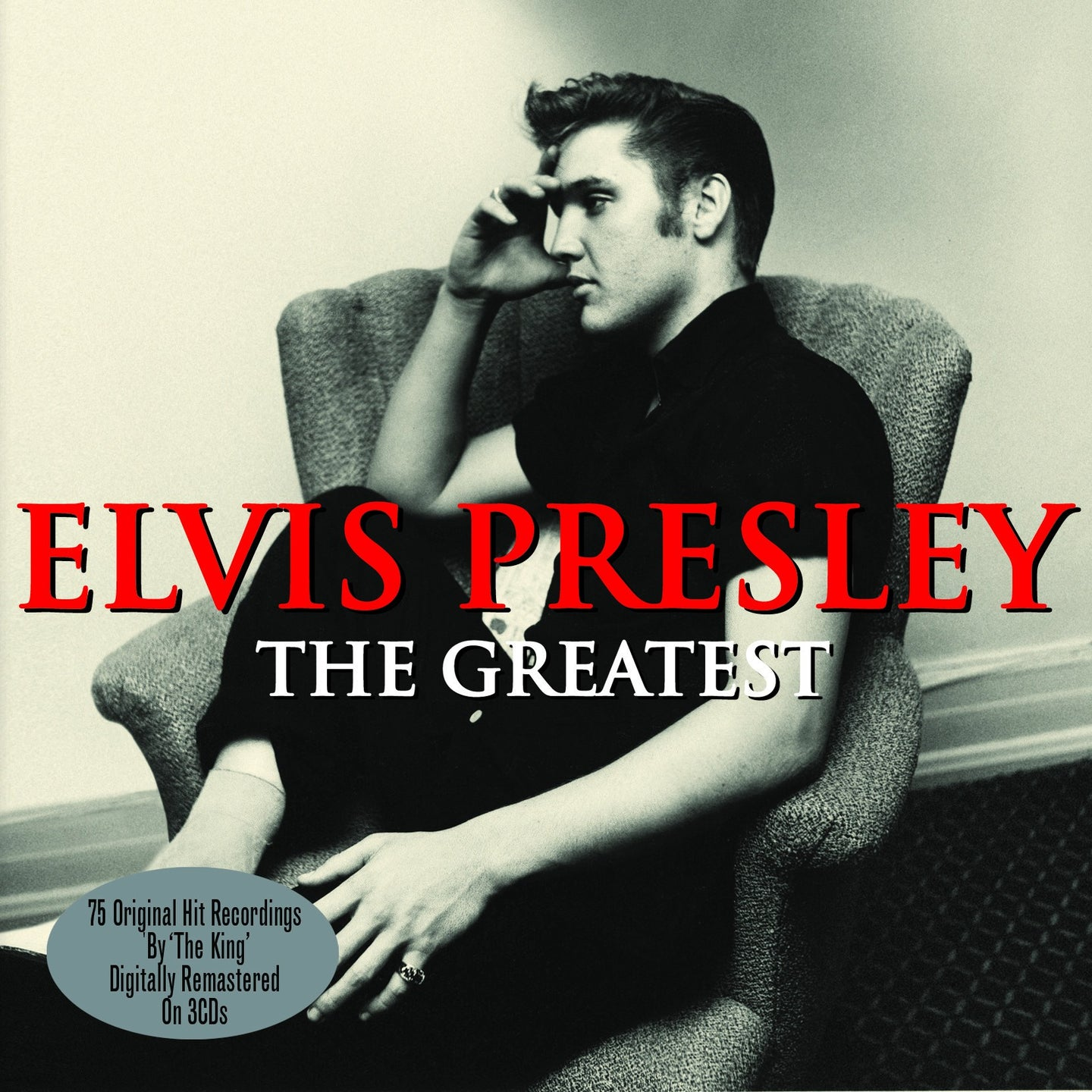 ELVIS PRESLEY: The Greatest (3 CDS)