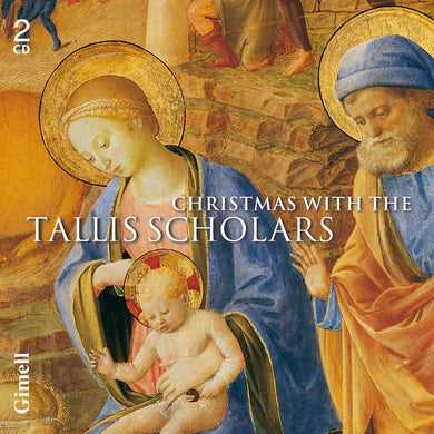 CHRISTMAS WITH THE TALLIS SCHOLARS (2 CDS)