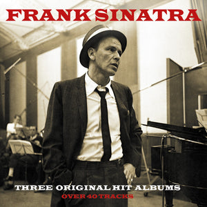 FRANK SINATRA: Songs For Swingin' Lovers; Songs For Young Lovers; In The Wee Small Hours (3 CDs)