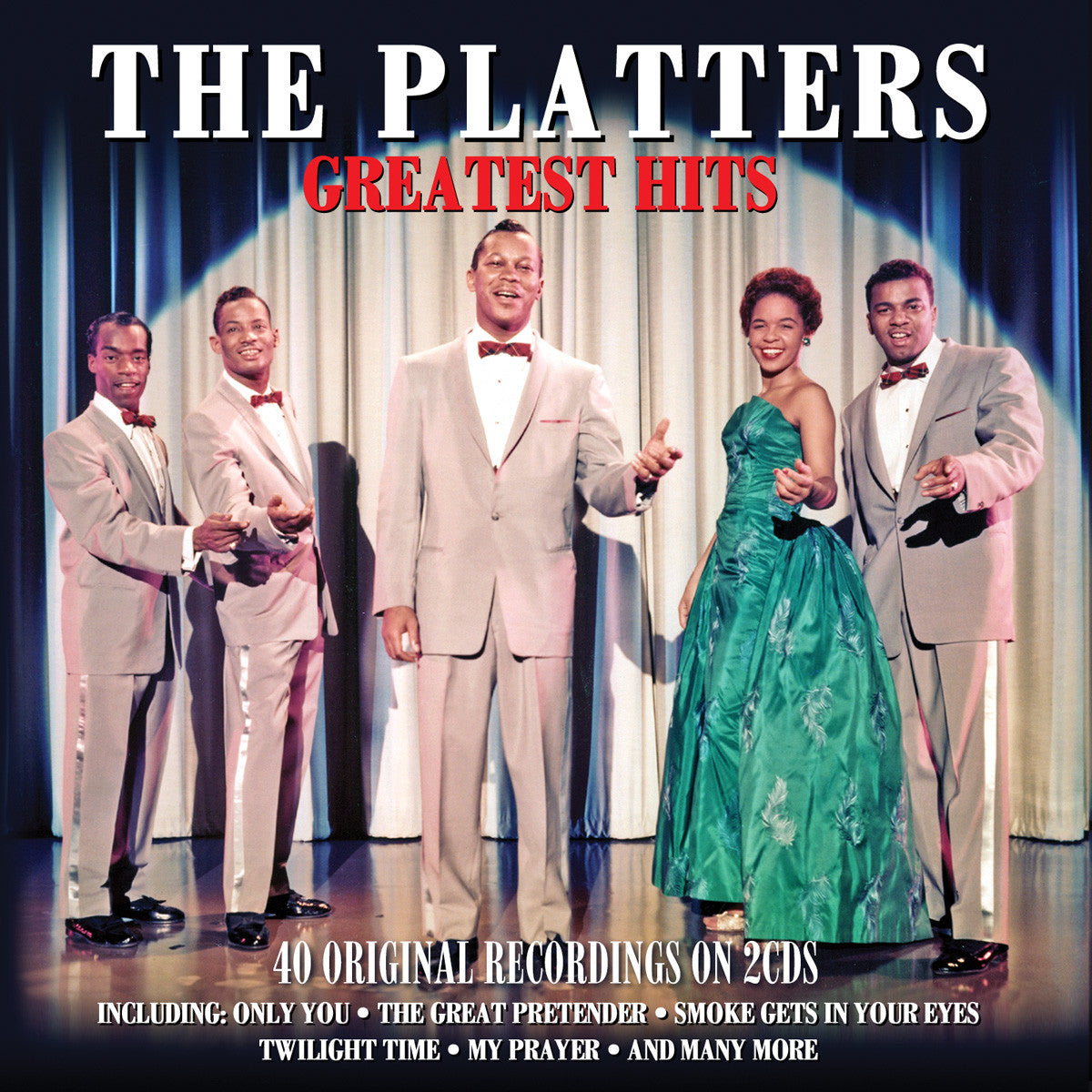 PLATTERS: Greatest Hits (2 CDS)