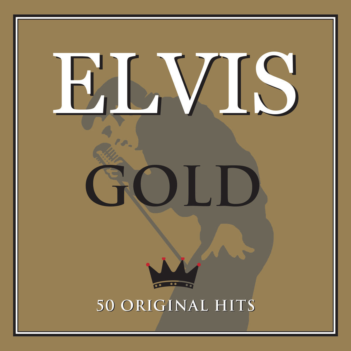 ELVIS PRESLEY: Gold (2 CDs)