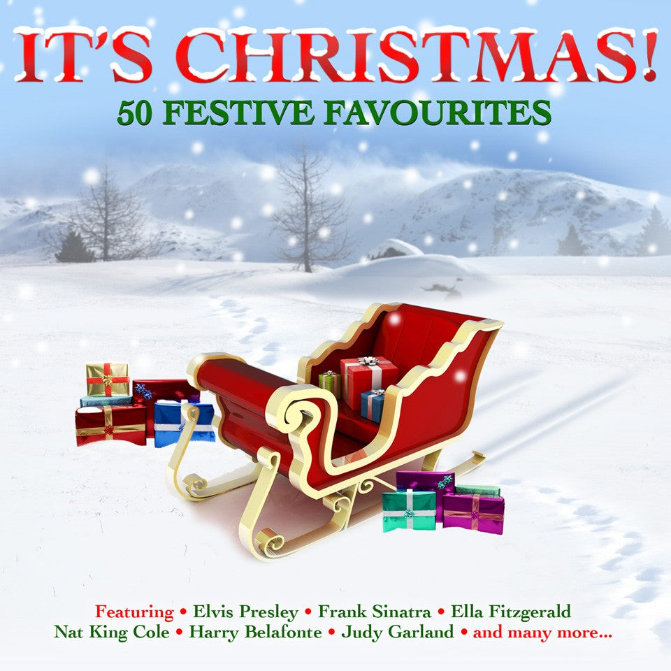 IT'S CHRISTMAS (2 CDS)