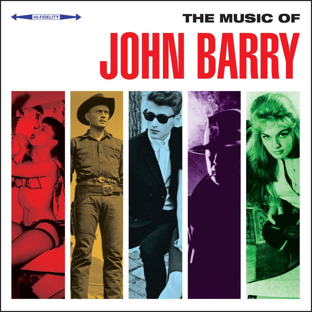 JOHN BARRY: THE MUSIC OF JOHN BARRY (2 CDs)