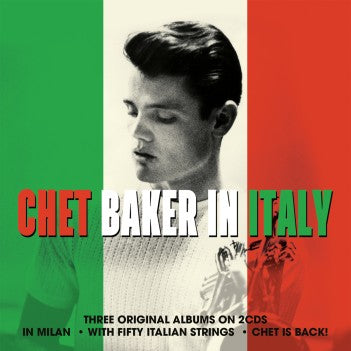 CHET BAKER: IN ITALY (2 CDS)