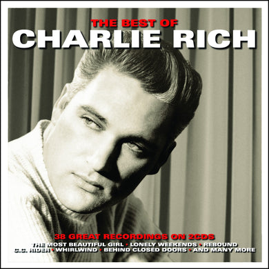 CHARLIE RICH: Best Of (2 CDs)