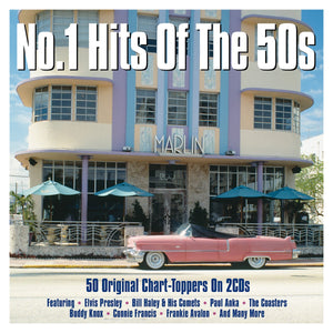 NO. 1 HITS OF THE 50S (2 CDS)
