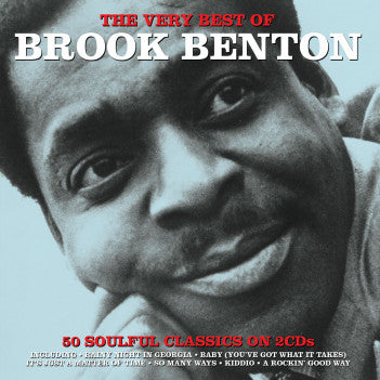 BROOK BENTON: Very Best Of (2 CDS)