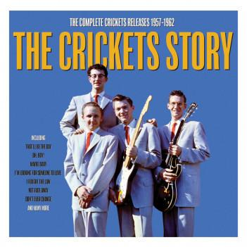 The Crickets Story: 1957-1962 (2 CDS)