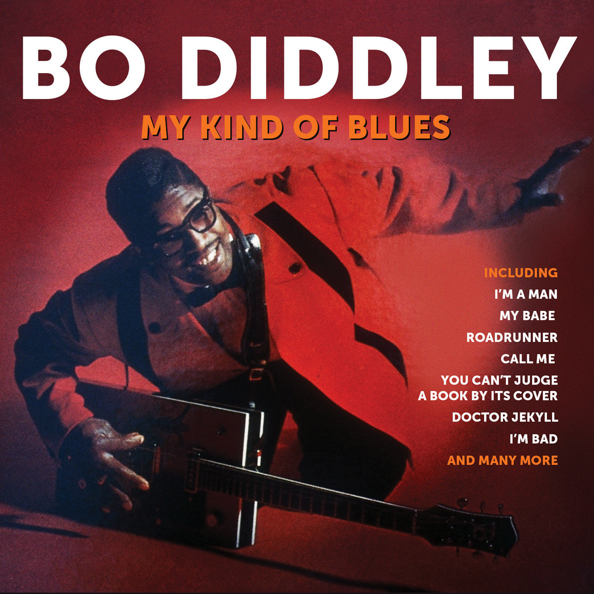 BO DIDDLEY: My Kind Of Blues (2 CDS)