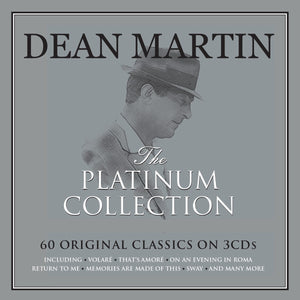 DEAN MARTIN: Platinum Collection (3 CDs)