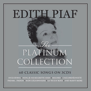 EDITH PIAF: PLATINUM COLLECTION (3 CDS)