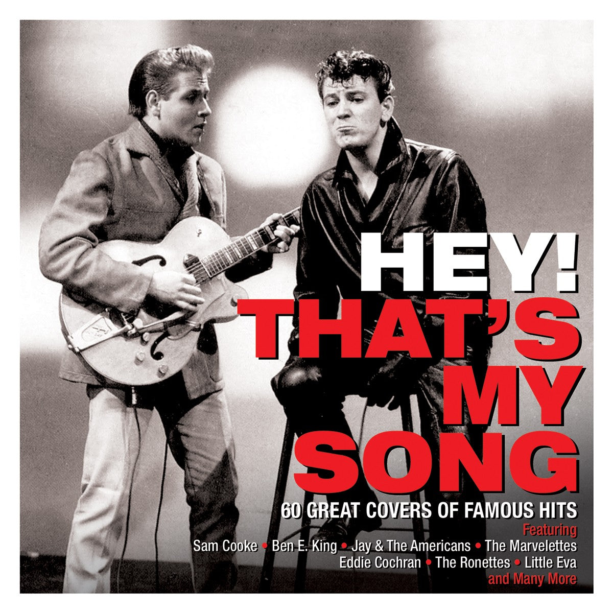 HEY! THAT'S MY SONG: GREAT COVERS OF FAMOUS HITS (3 CDS)