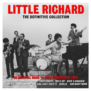 LITTLE RICHARD: Definitive Collection (3 CDS)