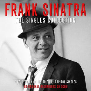 FRANK SINATRA: Singles Collection (3 CDs)