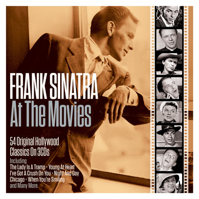 FRANK SINATRA: At The Movies (3 CDs)