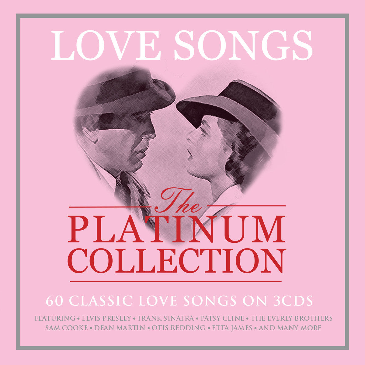 LOVE SONGS - THE PLATINUM COLLECTION (3 CDs)