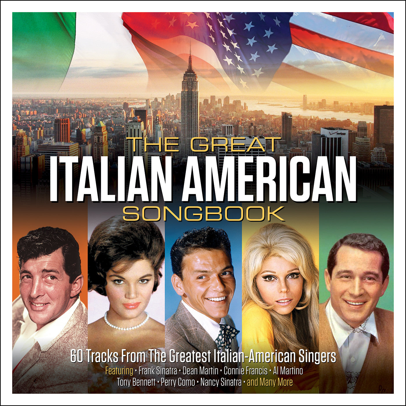 GREAT ITALIAN AMERICAN SONGBOOK (3 CDS)