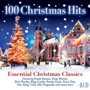100 CHRISTMAS HITS (4 CDs)
