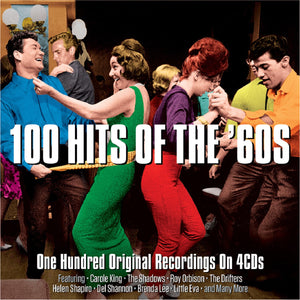 100 HITS OF THE 60'S (4 CDS)
