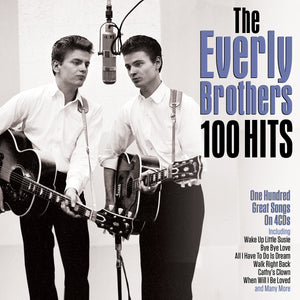 EVERLY BROTHERS: 100 Hits (4 CDs)