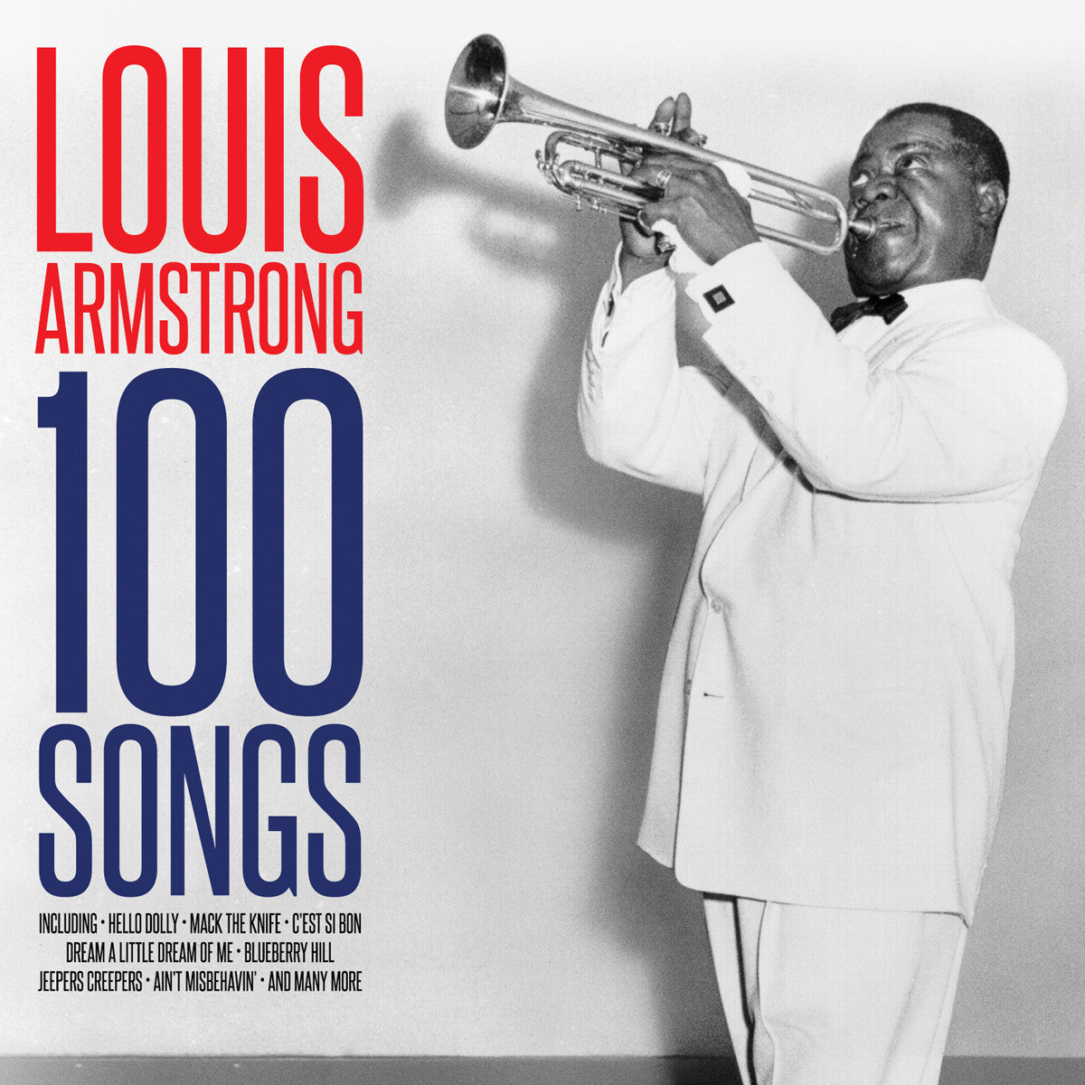 LOUIS ARMSTRONG: 100 Songs (4 CDS)