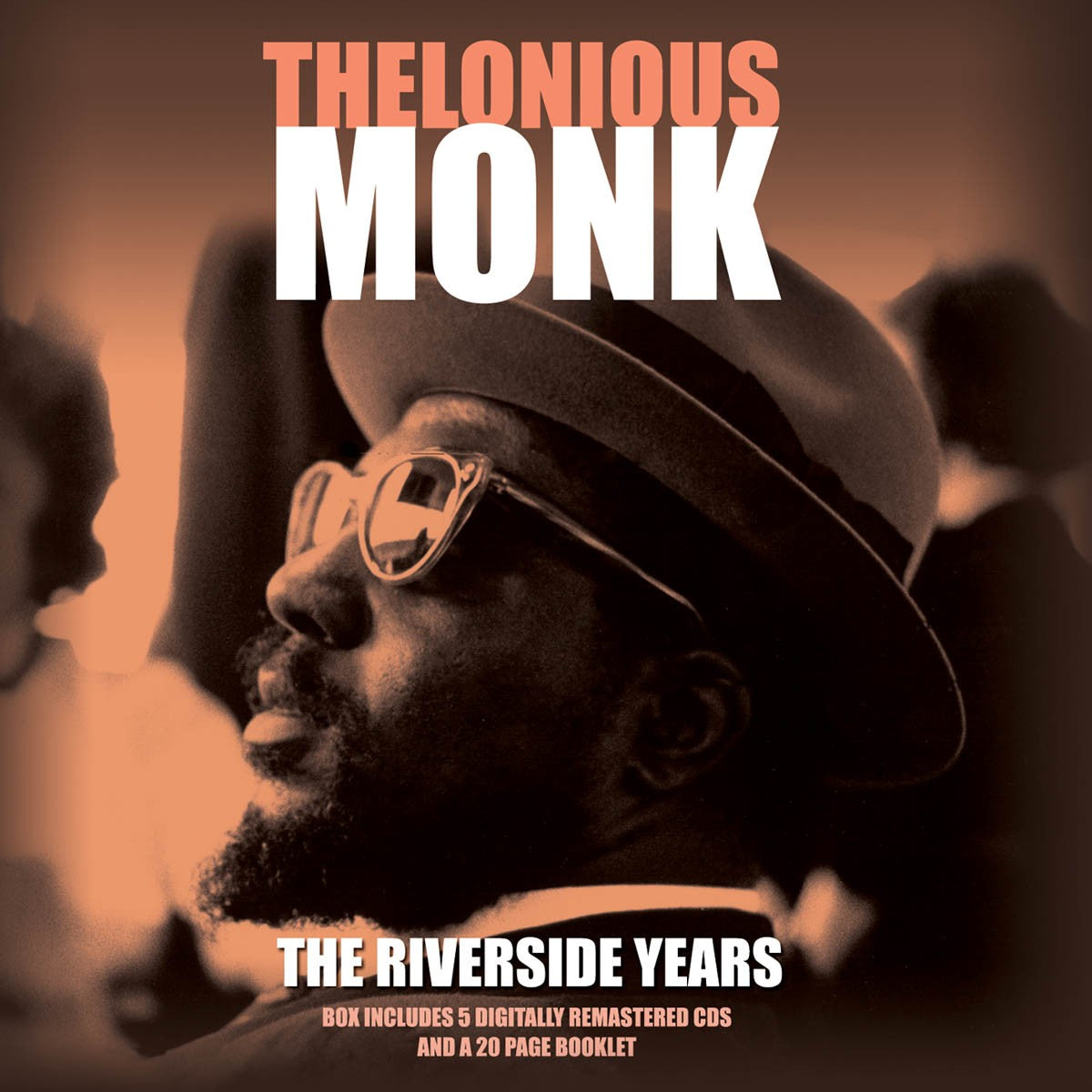 THELONIOUS MONK: RIVERSIDE YEARS (5 CDS)