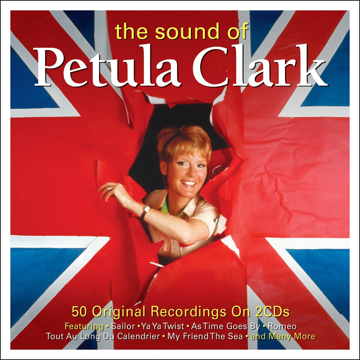 PETULA CLARK: The Sound Of Petula Clark (2 CDs)