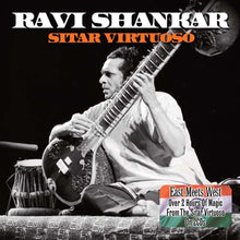 Load image into Gallery viewer, RAVI SHANKAR: Sitar Virtuoso (2 CDS)