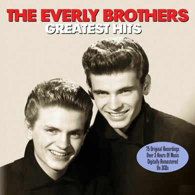 EVERLY BROTHERS: GREATEST HITS (3 CDs)
