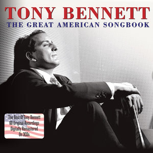 TONY BENNETT: The Great American Songbook (3 CDS)