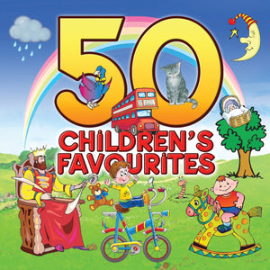 50 CHILDREN'S FAVOURITES (2 CDS)