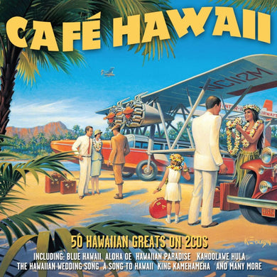CAFE HAWAII (2 CDS)